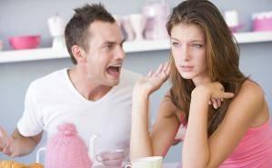 litigare con il partner