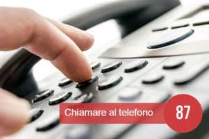 sognare di chiamare al telefono
