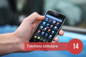 sognare telefono cellulare