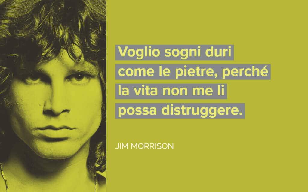 Jim Morrison frasi e immagini sogni